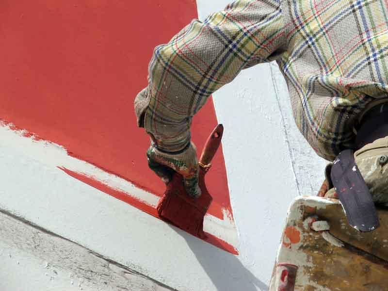 Косметический ремонт фасада цены